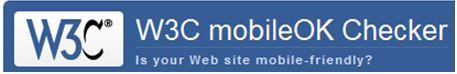 פרסום בסלולר W3C